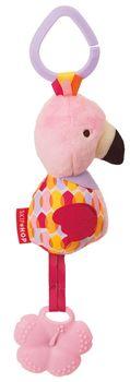 купить Игрушка -прорезыватель для зубов Skip Hop Flamingo в Кишинёве