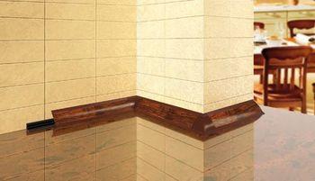 Cezar Плинтус для столешницы B3029 коричневый
