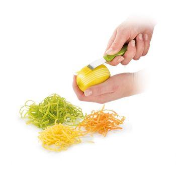 Нож для снятия цедры лимона Presto