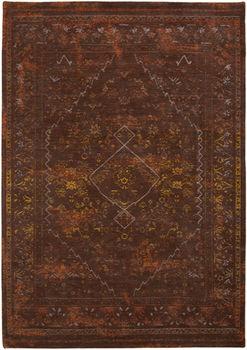 Ковёр ручной работы LOUIS DE POORTERE Silver Lining  Bistre Blanket 8521
