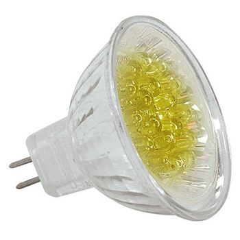Horoz Electric Лампа LED JCDR 1.2W желтый