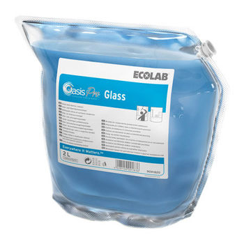 OASIS PRO GLASS Средство для мытья стекол и зеркал 2 л