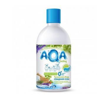 купить AQA baby Травяной сбор для купания малышей Сладкий сон 300 мл в Кишинёве