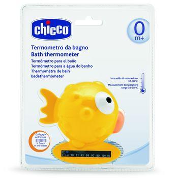 купить Chicco термометр для ванной Рыбка Pink в Кишинёве