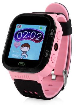 купить Smart ceas pentru copii Wonlex GW500S Pink/Black в Кишинёве