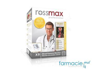 купить Tonometru Rossmax automat X9 (PARR Tehnology) в Кишинёве