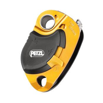 купить Блок-ролик с зажимом Petzl Pro Traxion, yellow, P51A в Кишинёве