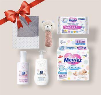 купить Подарочный набор Mamabox Baby Coccole в Кишинёве