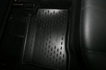 MERCEDES-BENZ S-Class W221 2005->, 4 шт. Коврики в салон