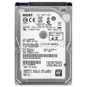"""купить 2.5"""" HDD 1.0TB Hitachi """"HTS541010A9E680 (0J22413)"""" [SATA3, 8MB, 5400rpm, 9.5mm] в Кишинёве"""
