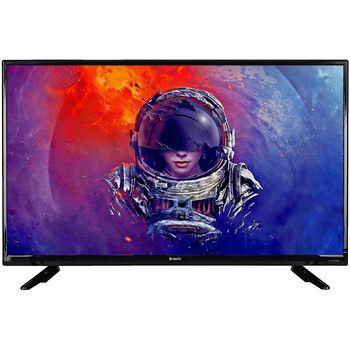 купить TV Bravis LED-32E3000 Smart +T2, Black в Кишинёве