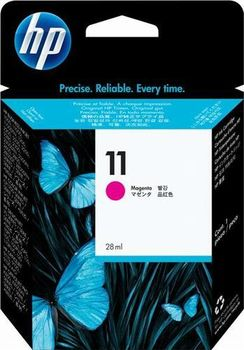 HP No.11 Magenta Ink Cartridge