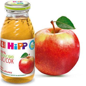 cumpără Hipp suc din mere de la 4 luni, 200 ml în Chișinău