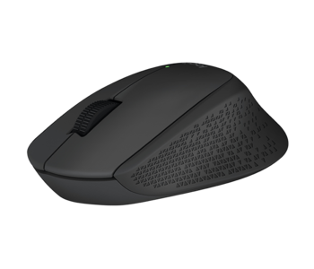 Wireless Mouse Logitech M280, Black