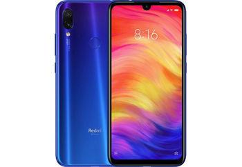 купить Xiaomi Redmi Note 7 4/64Gb, Neptune Blue в Кишинёве