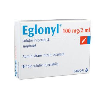 cumpără Eglonyl 100mg/2ml sol.inj. N6 în Chișinău