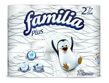 купить Familia туалетная бумага,2 слоя 12 рулона в Кишинёве