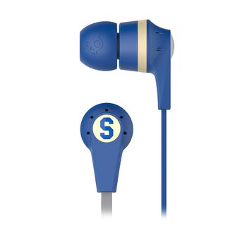 SkullCandy S2IKHY-459 INKD 2.0 in-ear w/Mic 1, ill famed/royal/cream