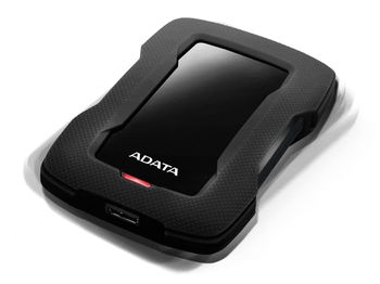 "купить 2.0TB (USB3.1) 2.5"" ADATA HD330 Anti-Shock External Hard Drive, Black (AHD330-2TU31-CBK) в Кишинёве"