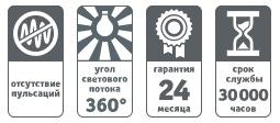 купить (F) Bec LED NLL-F-FC35-6-230-4K-E14 в Кишинёве