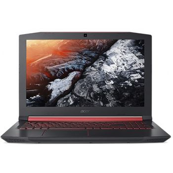 "ACER Nitro AN515-31 Shale Black (NH.Q2XEU.001) 15.6"" FullHD (Intel® Quad Core™ i5-8250U 1.60-3.40GHz (Kaby Lake R), 8Gb DDR4 RAM, 1.0TB HDD, GeForce® MX150 2Gb DDR5, w/o DVD, WiFi-AC/BT, 4cell, 720P HD Webcam, RUS, Linux, 2.7kg)"