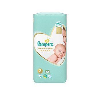 купить Подгузники Pampers Premium Care 2 Mini (4-8 kg) 50 шт в Кишинёве