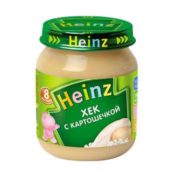 cumpără Heinz Pireu Merluciu cu cartofi 120g în Chișinău