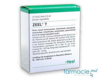 cumpără Zeel T sol.inj. 2 ml N10 în Chișinău