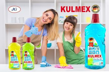KULMEX - Универсальное средство Blue / Ocean,1000 мл