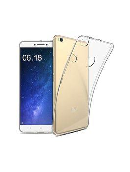 купить Чехол Senno Flex Slim ТПУ  Xiaomi Mi Max2, Transparent в Кишинёве