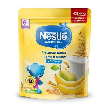 cumpără Nestle Terci Ovaz, pere, banane, lapte doypak 220g în Chișinău