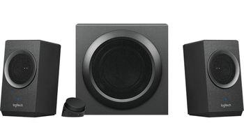 Logitech Z337 Speaker System 2.1 Bluetooth (RMS 40W, 24W subwoofer, 2x8W), Black