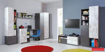 купить Мебель в детскую комнату TABLO system A в Кишинёве