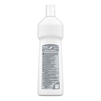 HELIOS BRILLANT (500ml) - средство для чистки стеклокерамики и поверхностей из нержавеющей стали