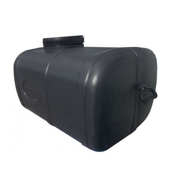купить Емкость техническая - 85 л горизонтальная (черная) Д/Ш/В -77x38x41 cm  EP (0,12m3) в Кишинёве