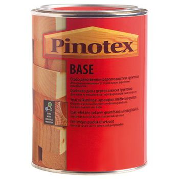 Pinotex Грунтовка Pinotex Base Бесцветная 1л