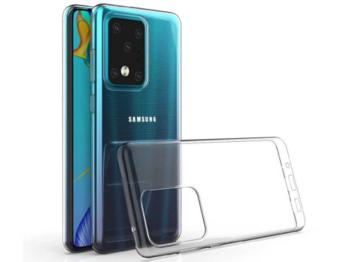 Чехол для Samsung Gal. (S20 / S20 + / S20 Ultra), Rubber