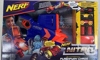 Blaster NERf Nitro Flashfury Chaos, cod 42237