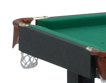 купить Стол бильярдный biliard DALLAS 120*65*79 cm Garlando (3458) в Кишинёве