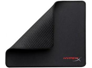 Коврик для игровой мыши HyperX FURY S Pro, 450 x 400 x 4 мм, ткань / резина, нескользящая строчка, черный