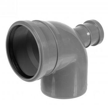 купить Отвод ПП ф. 110 / 50 x 90° вниз (фронтальный) PK в Кишинёве