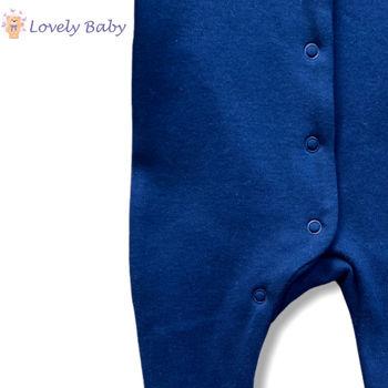 Комбинезон K01 синий