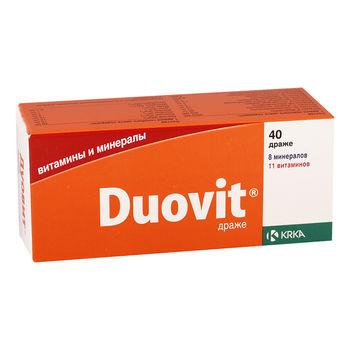 cumpără Duovit comp. film. N40 în Chișinău