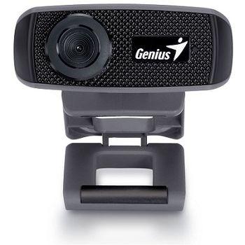 Camera Genius FaceCam 1000X V2, Microphone, 720p HD pixel CMOS, HD720P video in 1280x720 up to 30fps, UVC, IPM, Manual focus lens, USB2.0
