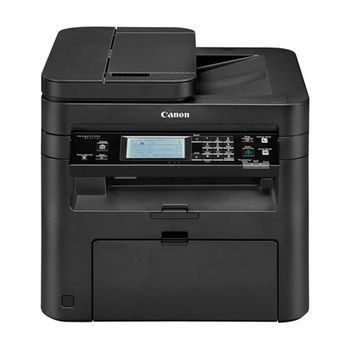 MFD Canon i-Sensys MF247DW, Mono Printer/Copier/Color Scanner/Fax, ADF(35-sheet),Duplex,Net,WiFi, A4, 27ppm, 512Mb, 1200x1200dpi, 60-163г/м2, Scan 9600x9600dpi-24 bit, 250sheet tray, B&W Touch Screen,Max.15k pages per month,Cartridge 737(2400 pages*)