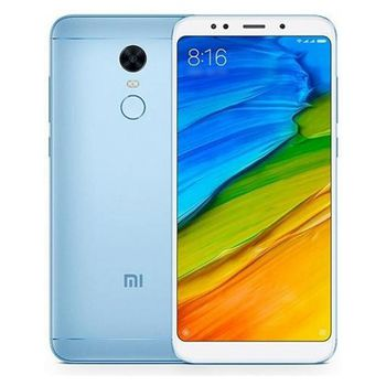 "Xiaomi RedMi 5 Plus EU 32GB Blue, DualSIM, 5.99"" 1080x2160 IPS, Snapdragon 625, Octa-Core 2.0GHz, 3GB RAM, Adreno 506, microSD (dedicated slot), 12MP/5MP, LED flash, 4000mAh, WiFi-N/BT4.2, LTE, Android 7.1.2 (MIUI9.1), Infrared port"