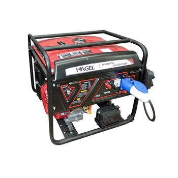 cumpără Generator DTF6500A 220 V 5 kW benzină HAGEL în Chișinău