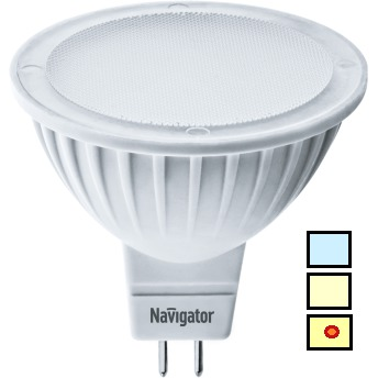 купить (MR) LED (5W) NLL-MR16-5-230-3K-GU5.3(Standard) в Кишинёве