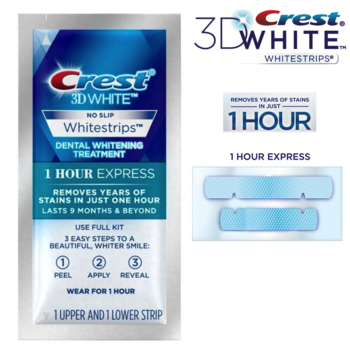 купить Crest 3d white - 1 hour express в Кишинёве