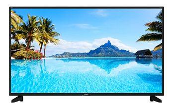"50"" LED TV SHARP LC-50UI7422E, Black, 3840x2160 (4K), SmartTV (Aquas NET+), Wifi+Lan, Active Motion 400, HDR, ACE PRO ULTRA Engine, Harman Kardon, RMS 2x10W, HDMIx3, USBx3, SD Card slot, DVB-T2/C/S2/CI+, Vesa 200x200"
